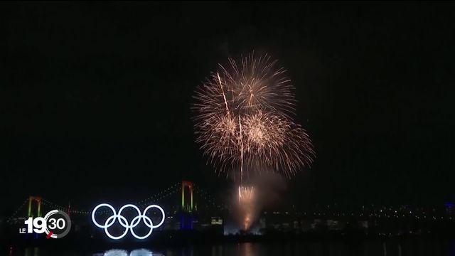 Les JO de Tokyo sont officiellement reportés à l'été 2021. [RTS]