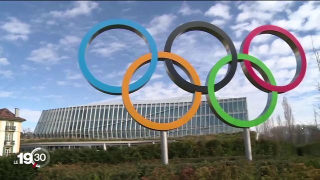 Jeux olympiques d'été, pression sur le CIO. Leur report paraît inéluctable. [RTS]