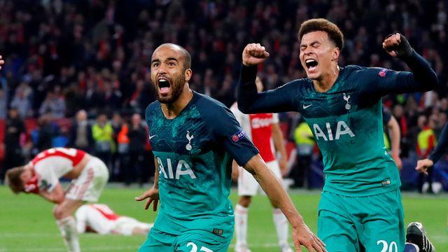 Archive: Ajax - Tottenham 2019
