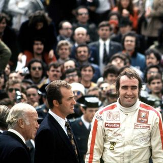 F1: Regazzoni's life changed 40 years ago during the West US GP – rts.ch – Auto