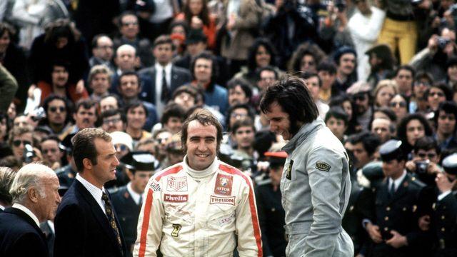 Clay Regazzoni a disputé 132 GP de Formule 1. [Javier Garcia Ochoa - Keystone]