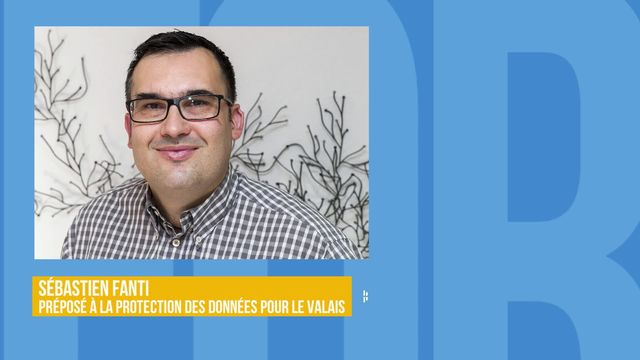 Les dangers de l'application Zoom: interview de Sébastien Fanti, préposé valaisan à la protection des données [RTS]
