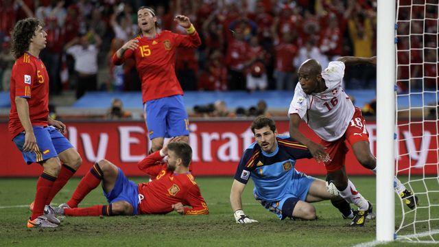 Archive: Espagne - Suisse 2010