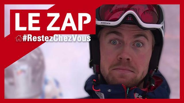 Le Zap RTSsport #RestezChezVous #2