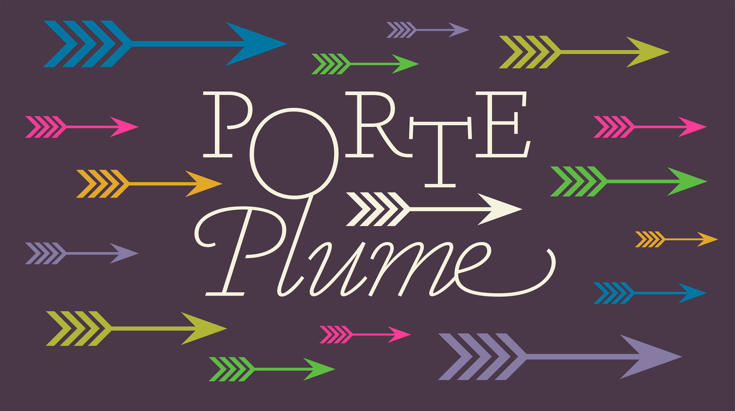 Logo Porte-plume [RTS]