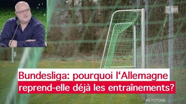 Polo Breitner, spécialiste du foot allemand. [Keystone]