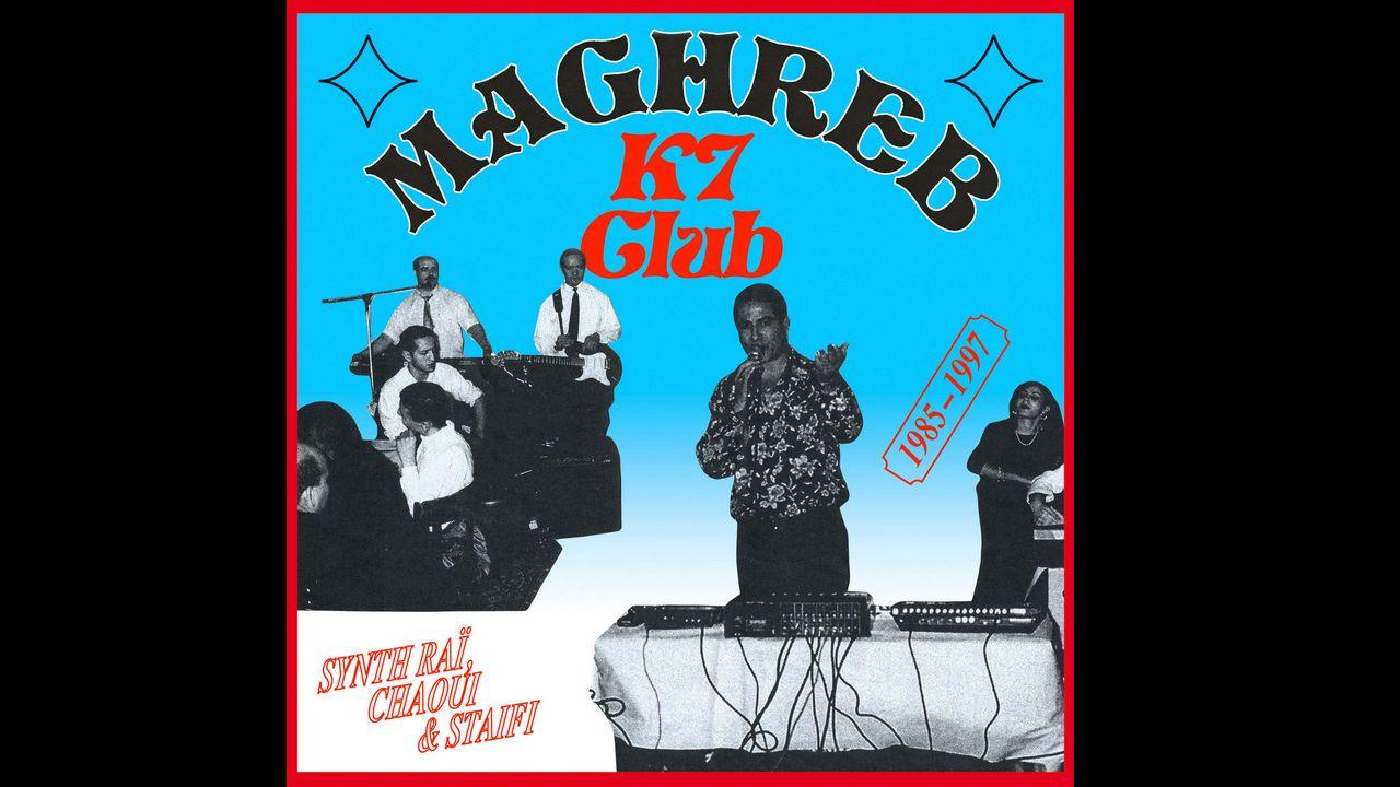 "La pochette de l'album ""Maghreb K7 Club"".  [Bongo-Joe]"