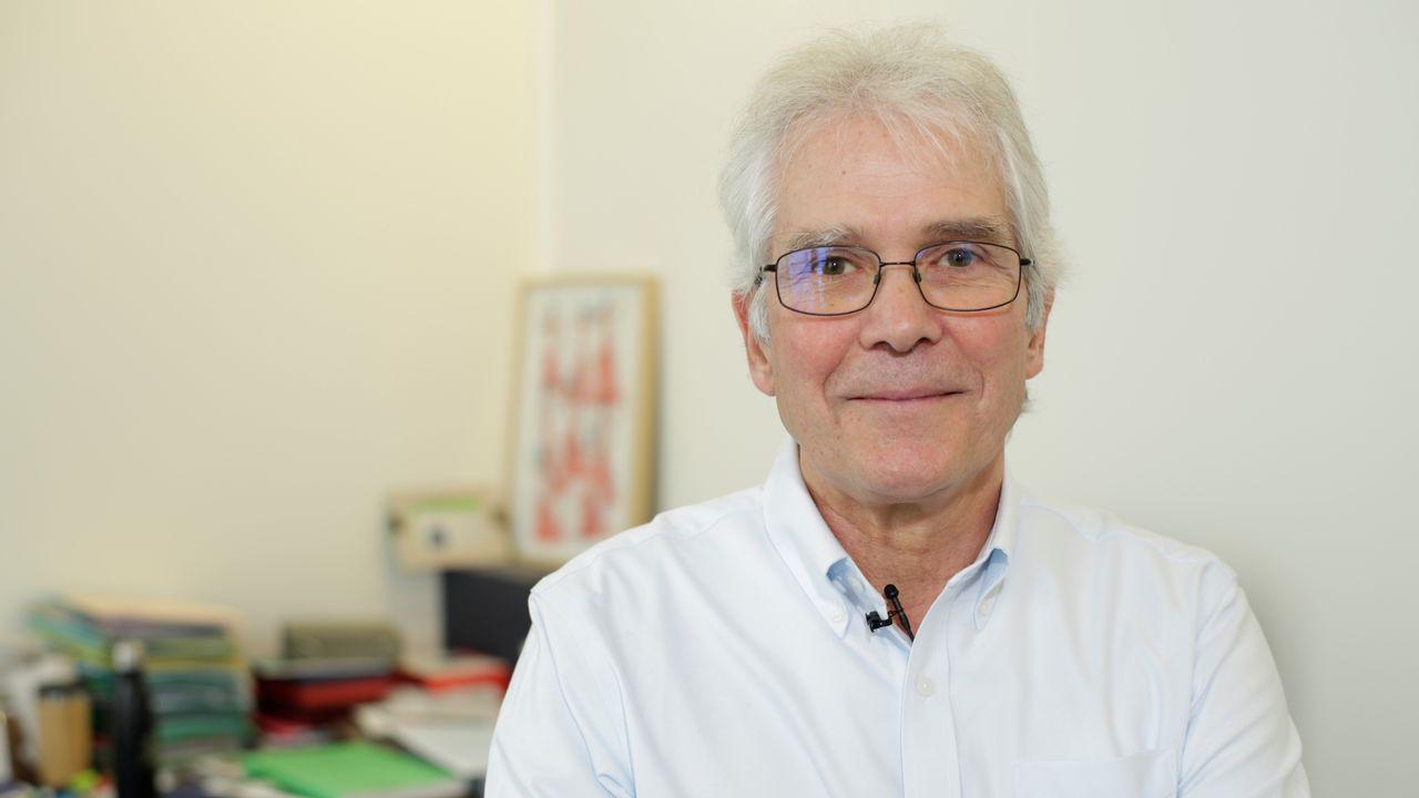 Jean-Pierre Gattuso, directeur de recherche au CNRS. [DR]
