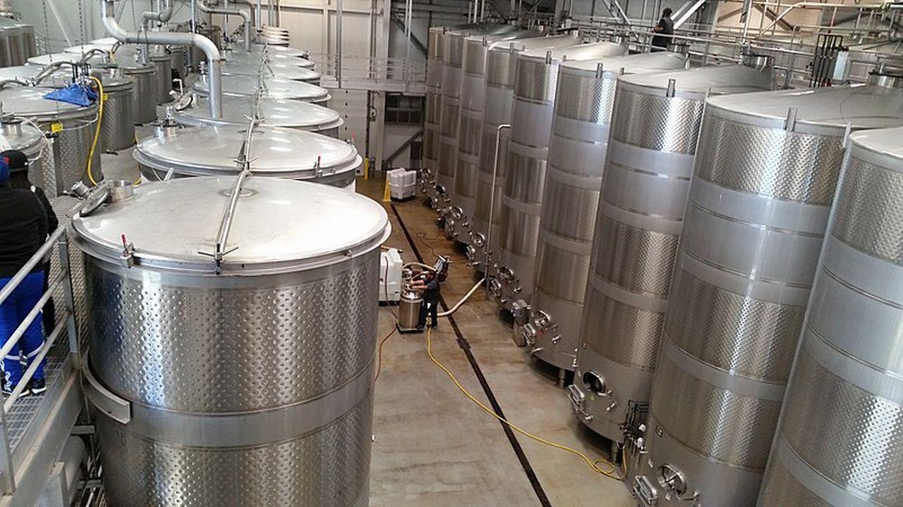 Le vin utilisé est issu de la production dédiée à la recherche (image d'illustration). [Minette Lontsie - CC-BY-SA]