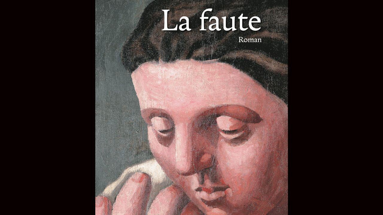 """La couverture du livre """"La Faute"""" de Daniel Monnat. [éditions Slatkine]"""