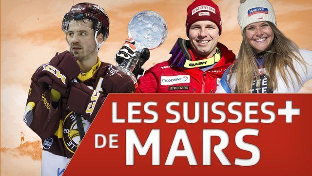Les Suisses du mois de mars [RTS]