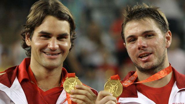 Archive: Federer-Wawrinka 2008