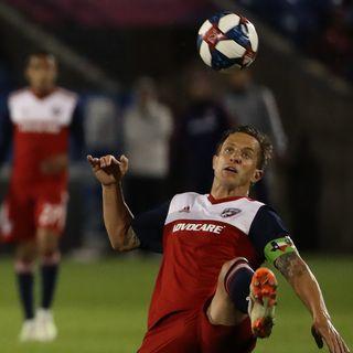 MLS: «on ne peut remplacer le toucher de balle entre coéquipiers», avoue Reto Ziegler