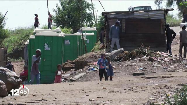 L'Afrique craint la propagation du coronavirus. Le Nigeria a imposé le confinement. [RTS]