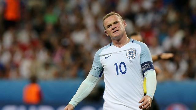Wayne Rooney était notamment capitaine de l'Angleterre à l'Euro 2016. [MOHAMED MESSARA - EPA]