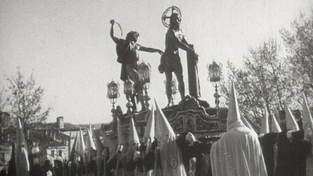 Les pénitents de Séville [RTS]