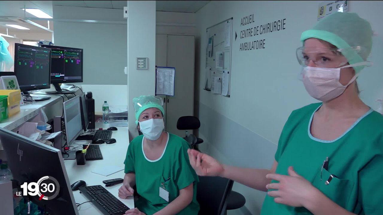 À Nyon, les patients viennent souvent trop tard à l'hôpital [RTS]