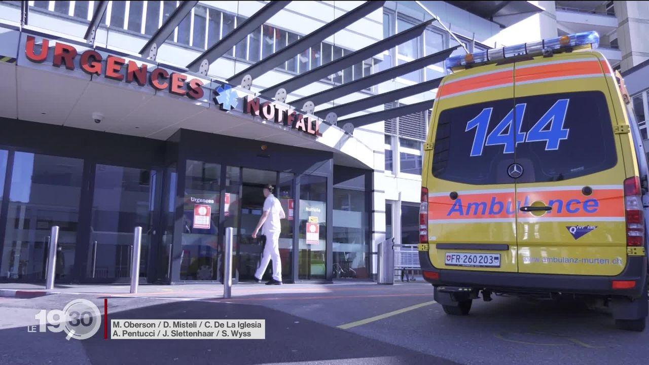 Cri d'alarme des médecins suisses: les patients pour des urgences ordinaires arrivent beaucoup trop tard. [RTS]