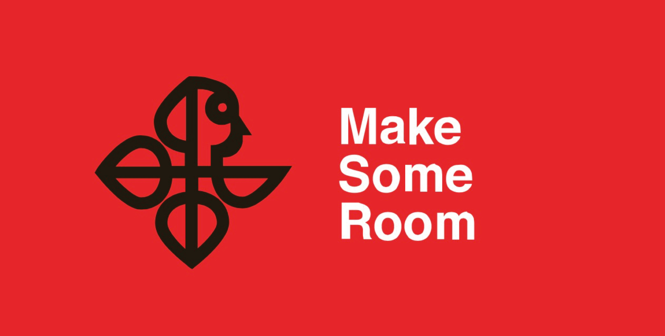 "Le logo de la compilation ""Make Some Room""."