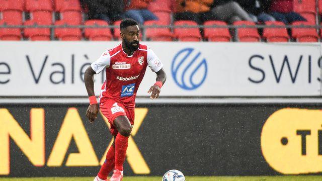 Johan Djourou entame un bras de fer avec le FC Sion. [Daniela Frutiger - Freshfocus]