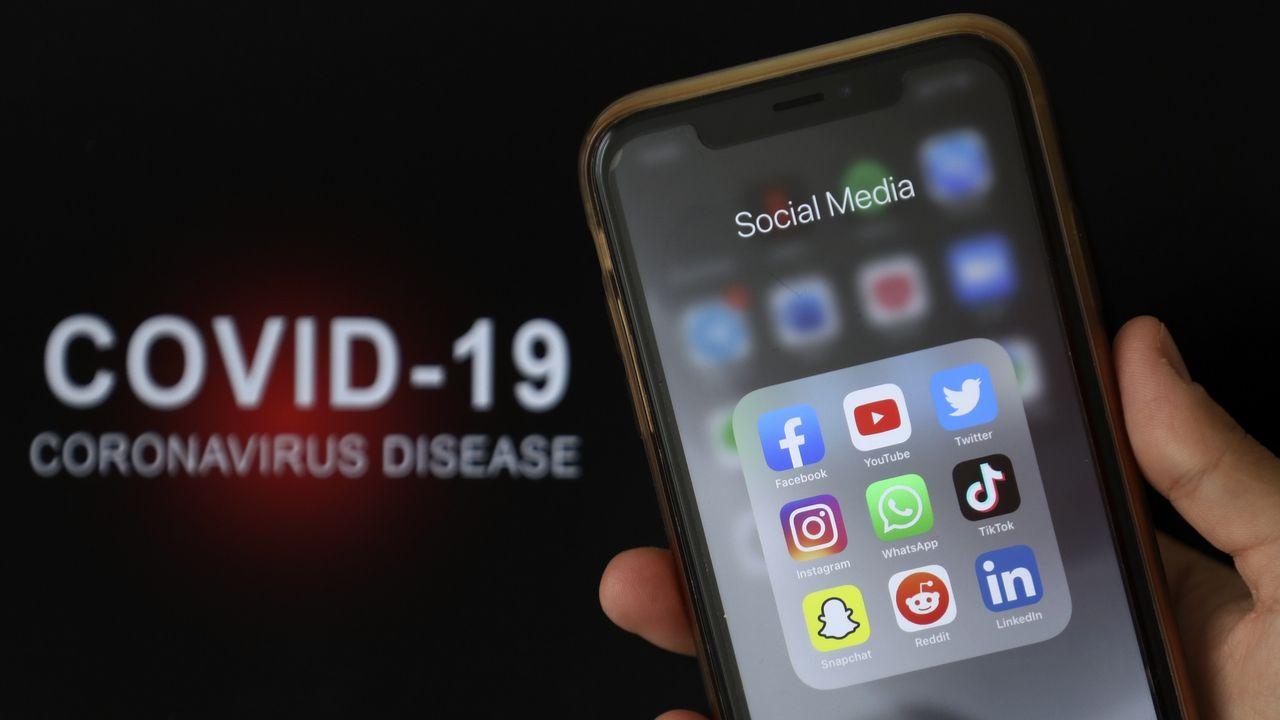 Coronavirus: une chance pour repenser notre rapport au numérique? [Hakan Nural / Anadolu Agency  - AFP]
