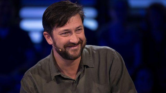 Vincent Baudriller, directeur du Théâtre de Vidy. [Louise Saudan - RTS]