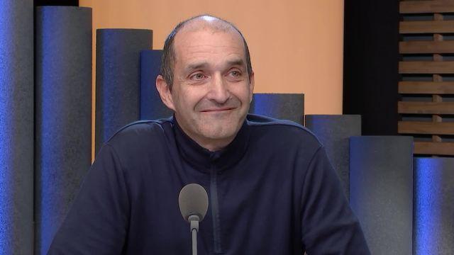 Laurent Horvath. [RTS]