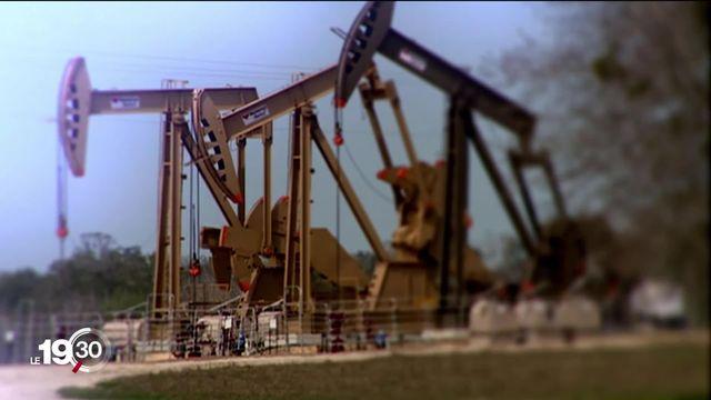 Accord historique de l'OPEP et des pays producteurs pour une baisse de la production pétrolière. [RTS]