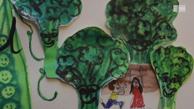 Les histoires de Brouhaha: Au pays des brocolis (épisode 3) [RTS]