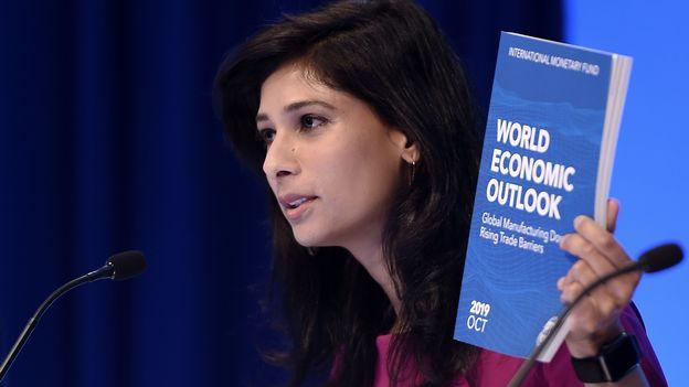 Économie : Le FMI table sur l'une des pires récessions mondiales suite au Covid-19 •