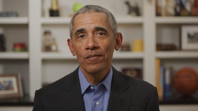 L'ancien président Barack Obama soutient Joe Biden dans une vidéo publiée mardi.