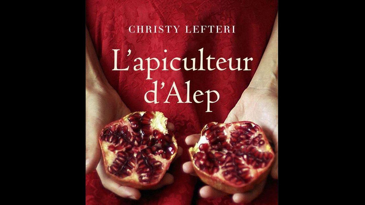 """La couverture du livre """"L'apiculteur d'Alep"""" de Christy Lefteri. [Seuil]"""