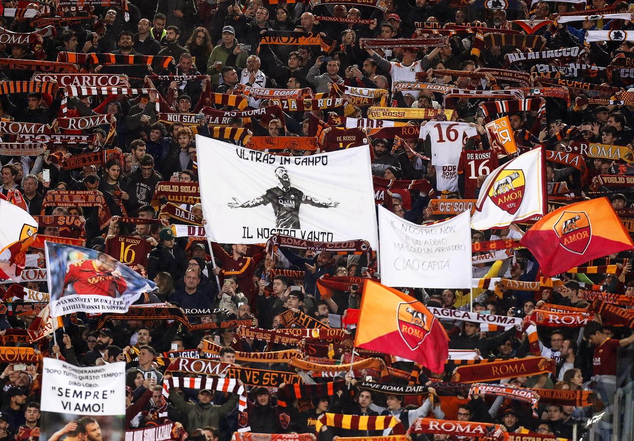 Les joueurs renoncent à 4 mois de salaire — Roma