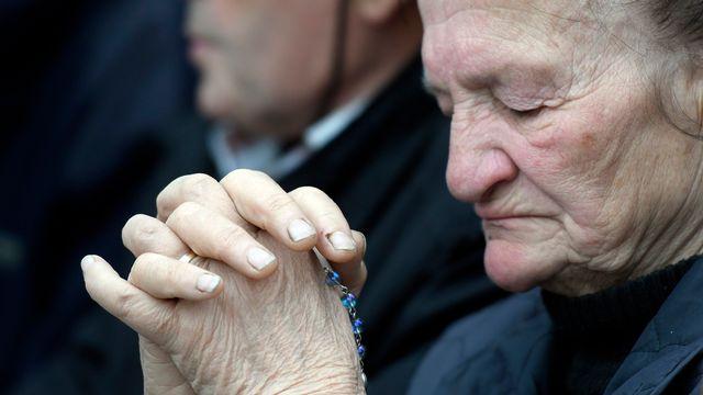 Les pouvoirs accessibles aux femmes dans lʹEglise catholique. [STRINGER - AFP]
