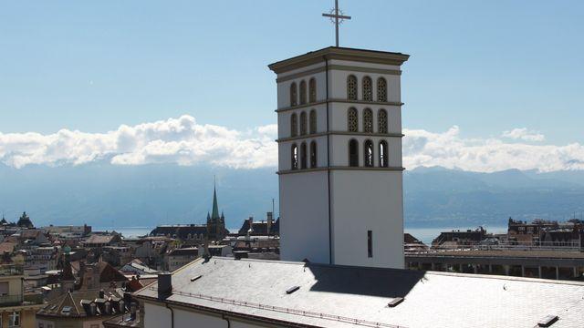 La Basilique Notre-Dame à Lausanne. [cath.ch]