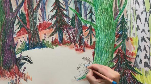 Les histoires de Brouhaha: Pourquoi la forêt nous fait du bien (épisode 7) [RTS]