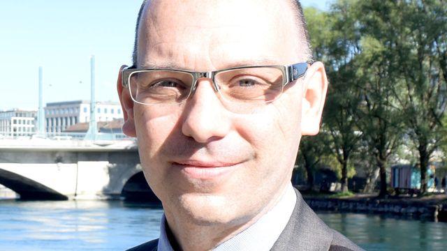 Philippe Currat, avocat spécialiste du droit international. [DR]
