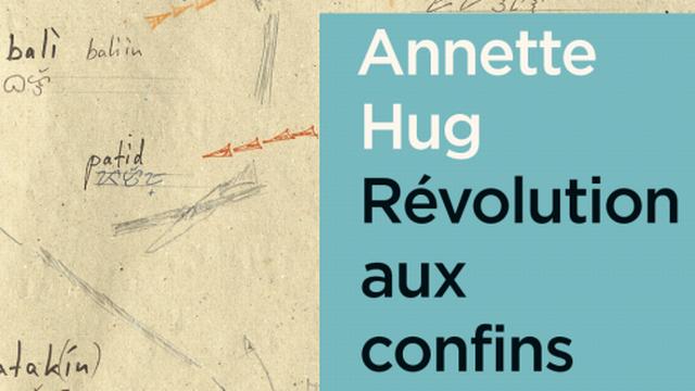 """La couverture du livre """"Révolution aux confins"""" d'Annette Hug. [Editions Zoé]"""