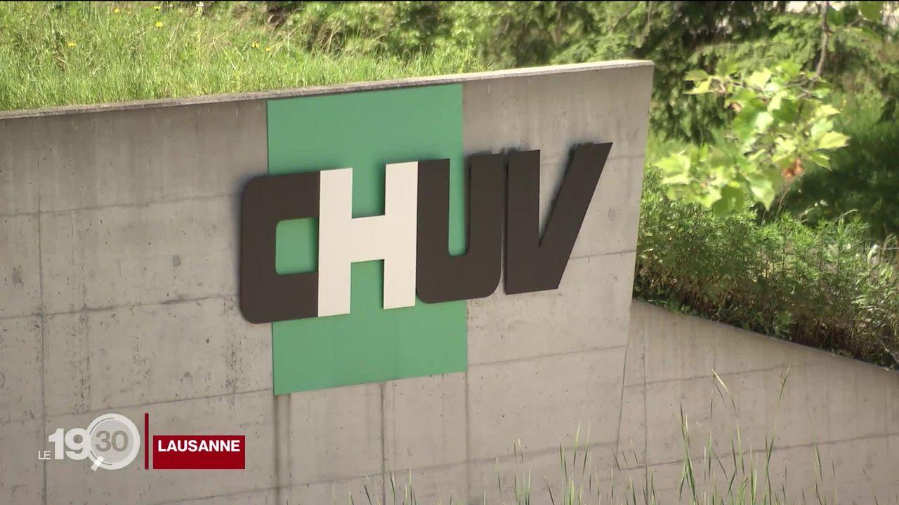 Le CHUV se rend au domicile de toxicomanes pour leur livrer l'héroïne pharmaceutique. [RTS]