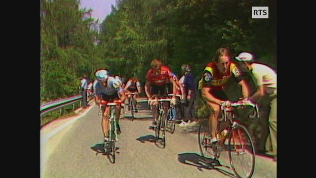 TdR en archives: Alf Ove Segersäll triomphe à Martigny en 1981 [RTS]
