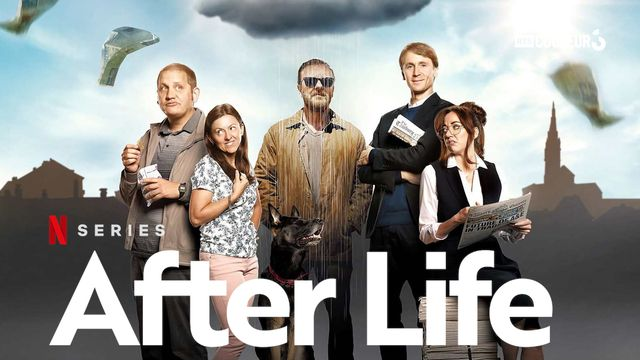 La loi des séries - After Life S02 [RTS]