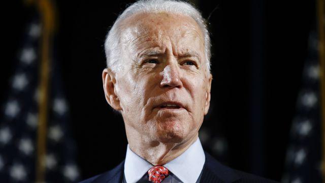 Le candidat démocrate à la présidentielle américaine Joe Biden. [AP/Matt Rourke - Keystone]
