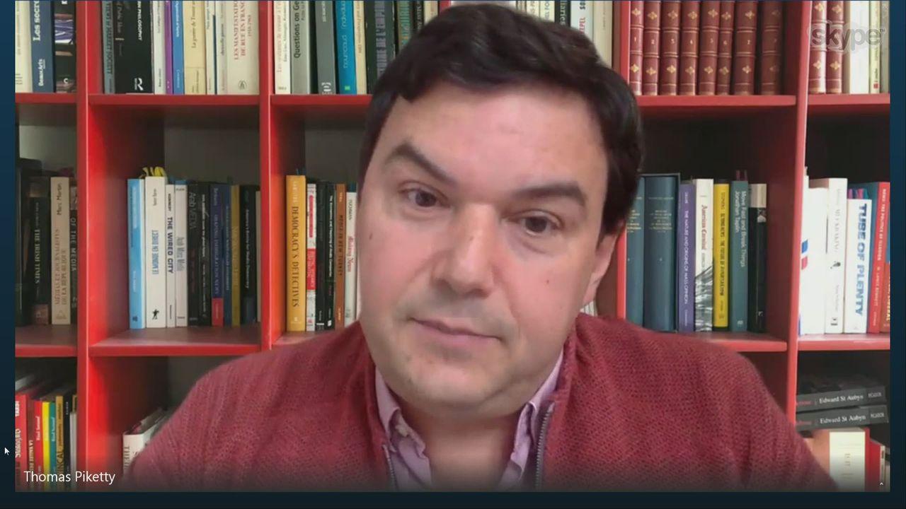 Thomas Piketty et les misérables [RTS]