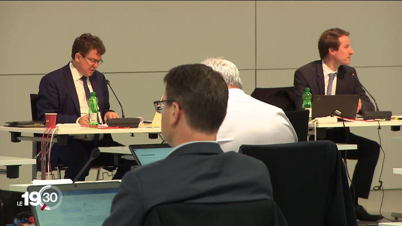 A Berne, la vie parlementaire reprend son cours [RTS]