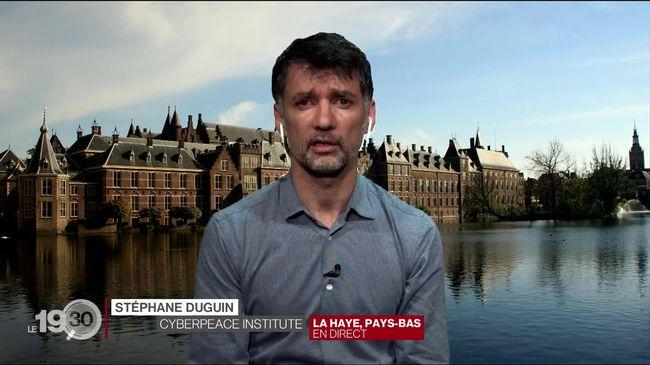 19h30 - Internet et les multinationales du virtuel sont les grands gagnants  de la crise. Analyse de Stéphane Duguin - Play RTS