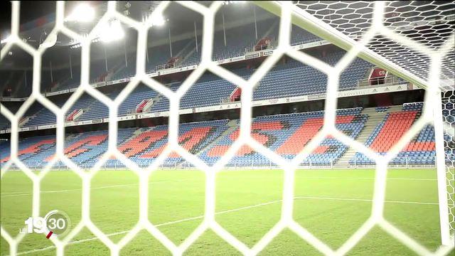 Selon le président de la Swiss Football League, il faudrait 250 millions de francs pour permettre au foot suisse de survivre [RTS]