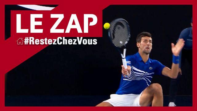 Le Zap RTSsport #RestezChezVous #7