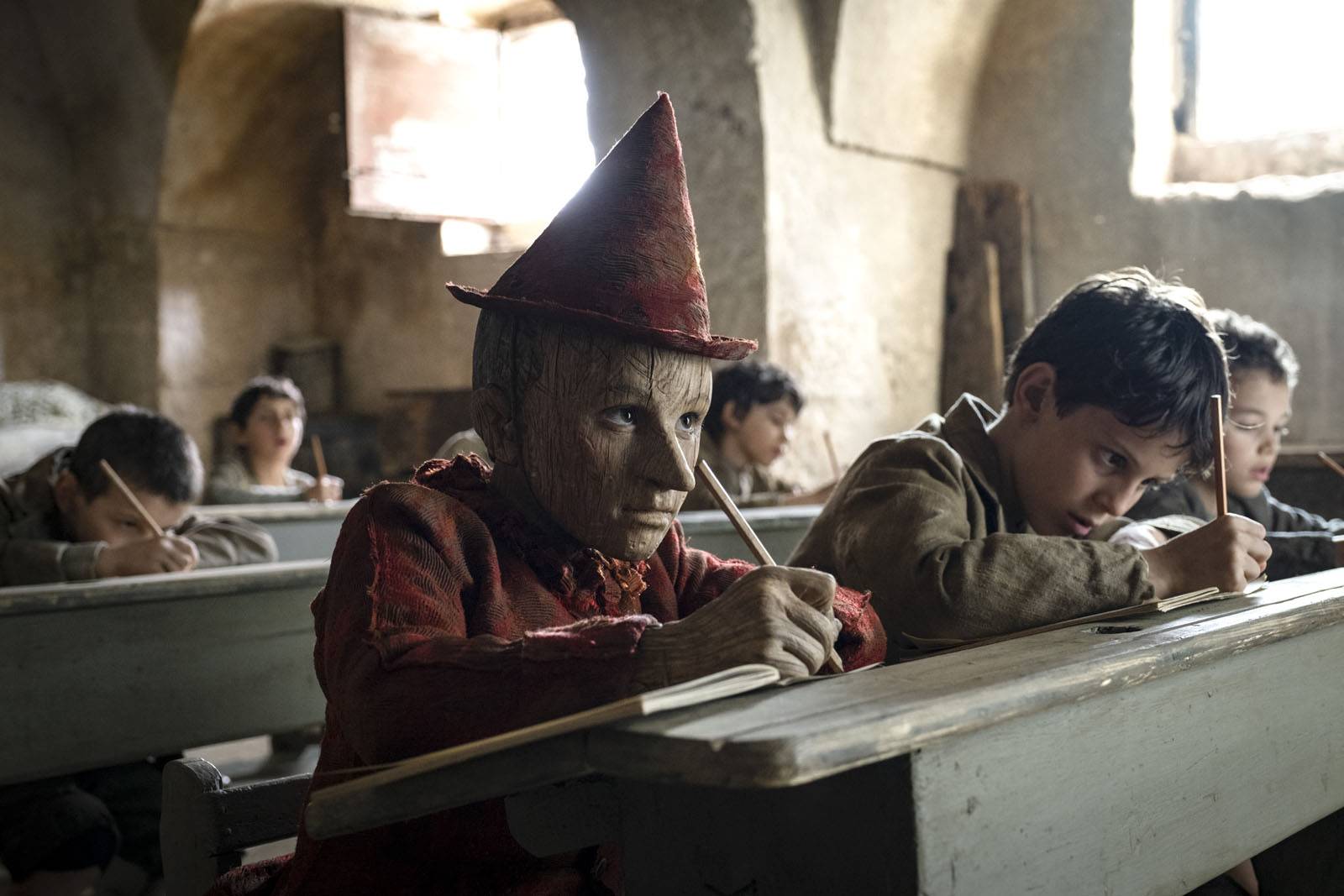 """Pinocchio"" de Matteo Garrone sort exclusivement sur Amazone Prime."