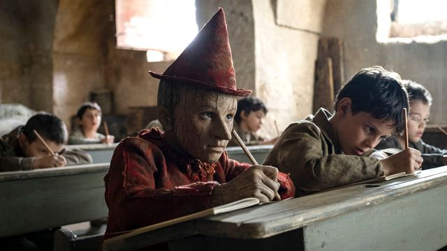 """Pinocchio"" de Matteo Garrone sort exclusivement sur Amazone Prime. [Copyright Greta De Lazzaris]"