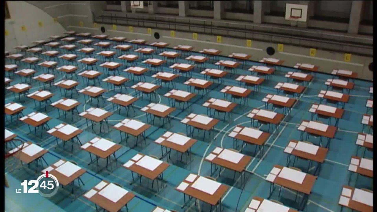 Fribourg n'organisera finalement pas d'examen de maturité contrairement à ce qui avait été annoncé. Polémique dans le canton [RTS]